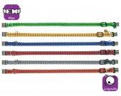 Karlie Kedi Tasma Çing. 25 35cm Karişik Renkli