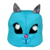 Flipper Kedi Kafası Şekilli Kedi Yatağı 45 Cm...
