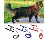 Ayarlanabilir Kedi Tasması 120 Cm (4 Renk)
