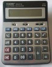 Kadio Kd 6118 12 Haneli Büyük Boy Hesap Makinesi