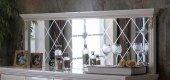 İstikbal Karat Gümüşlük Konsol Büfe Aynası Dekoratif Aynalar