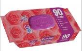 20 Paket 90 Lı Rosalina Islak Havlu (Mendil)