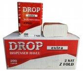 Drop Dispenser Havlu Z Katlama 2 Kat Koli