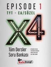 Kafa Dengi TYT Tüm Dersler Eşit Ağırlık Sözel Soru Bankası 1.Kitap