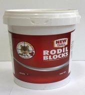 Fare İlaçı Mum Blok 500 Gr Rodil Blocks