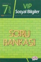 Editör 7.Sınıf Vip Sosyal Bilgiler Soru Kitabı