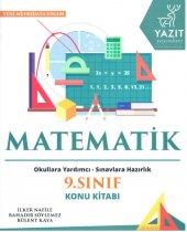 Yazıt 9.Sınıf Matematik Konu Kitabı