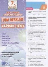 Bulut 7.Sınıf Tüm Dersler Yaprak Test