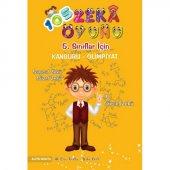 Altın Nokta 5.Sınıf 105 Zeka Oyunu Kanguru Olimpiyat Kitabı
