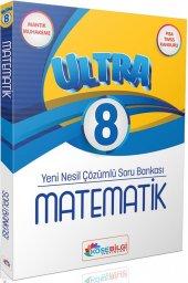 Köşebilgi 8.Sınıf Ultra Matematik Tamamı Çözümlü Soru Bankası