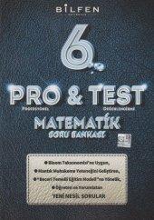 Bilfen 6.Sınıf Matematik Pro-Test Soru Bankası