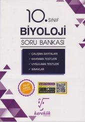Karekök 10.Sınıf Biyoloji Soru Bankası