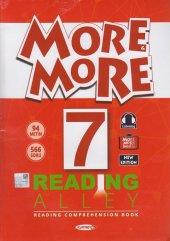 Kurmay 7.Sınıf More More English Reading Alley