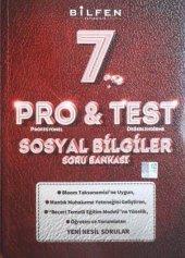 Bilfen 7.Sınıf Sosyal Bilgiler Pro-Test Soru Bankası