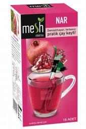 Mesh Stick Tea Nar Çayı 16 Adet Damlatmayan,...