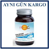 Meka Nutrition Kalsiyum Magnezyum Çinko Vitamin...