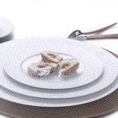 Kütahya porselen 12 kişilik yemek takımı polo 83 prç.yemek takımı seti-3
