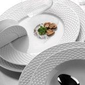 Kütahya porselen 12 kişilik yemek takımı polo 83 prç.yemek takımı seti-4