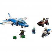 Lego City Gökyüzü Polisi Paraşütle Tutuklama ...