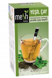 Mesh Stick Tea Yeşil Çay 16 Adet Damlatmayan,...