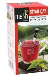 Mesh Stick Tea Siyah Çay 16 Adet Damlatmayan,...