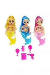 Sevimli Deniz Kızları 3 Lü Figür Set 5017