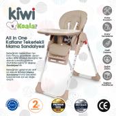 Kiwi Koala Plus Mama Sandelyesi Kw 4030