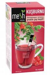 Mesh Stick Tea Kuşburnu Çayı 16 Adet...