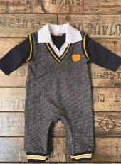 Edel Weiss 51047 Erkek Bebek Yakalı Tulum