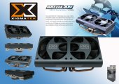 Xigmatek Vd964 Battle Axe Ekran Kartı Fanı