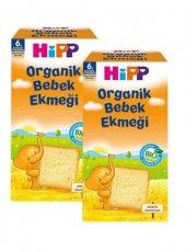 Hipp Organik Bebek Ekmeği 100 Gr. X 2 Adet