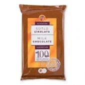 Altınmarka Sütlü Kuvertür Çikolata 2,5 Kg