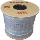Ramtech 300 Metre Anten Kablosu Full Hd Yerli...