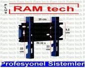 Ramtech 10 inç ile 32 inç arası LCD LED TV SABİT ASKI APARATI ( RT-22 ) 221012-3