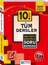 Evrensel 10.Sınıf Tüm Dersler Konu ÖzetliSoru Bankası