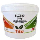 Tito Buz680 Bitkisel Dondurma Emülgatörü 25 Kg