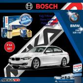Bmw 3 Serisi F30 320i Ed Bosch Filtre Seti Karbonlu