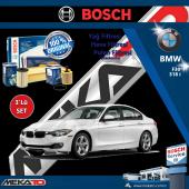 Bmw 3 Serisi F30 318i Bosch Filtre Seti Karbonlu
