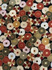 Patchwork Kumaşı Japon Malı Kırkyama Kumaşı