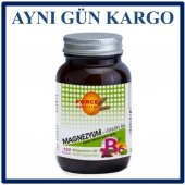 Force Nutrition Magnezyum + Vitamin B6 120 Tablet