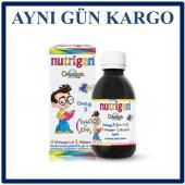 Nutrigen Omega 3 Balık Yağı Şurubu 200 Ml Çilek...