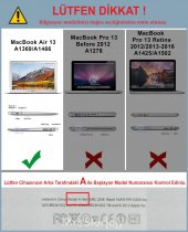 Mcstorey MacBook Air A1369 A1466 13 inç Kılıf Sert Kapak Koruyucu Hard ıncase Flowers 03-01-1535-5