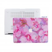 Mcstorey MacBook Air A1369 A1466 13 inç Kılıf Sert Kapak Koruyucu Hard ıncase Flowers 03-01-1535-6