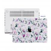 Mcstorey MacBook Air A1369 A1466 13 inç Kılıf Sert Kapak Koruyucu Hard ıncase Flowers 03-01-1535-7
