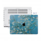 Mcstorey MacBook Air A1369 A1466 13 inç Kılıf Sert Kapak Koruyucu Hard ıncase Flowers 03-01-1535-8
