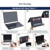 Mcstorey MacBook Air A1369 A1466 13 inç Kılıf Sert Kapak Koruyucu Hard ıncase Flowers 03-01-1535-11