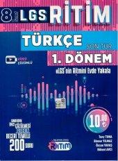 Işleyen Zeka 8. Sınıf Lgs Türkçe Ritim 1. Dönem Son Tur Yeni 2020