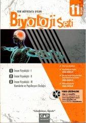 Çap Yayınları 11. Sınıf Biyoloji Seti 2020