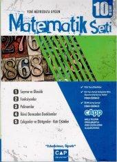 çap Yayınları 10. Sınıf Matematik Seti 2020