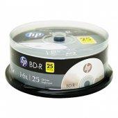 Hp Blu Ray Bd R 6x 25gb 25li Cake Box Printable